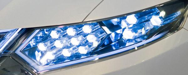 technologies d'éclairage automobile